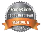 FamilyCircle Top 10 Best Town
